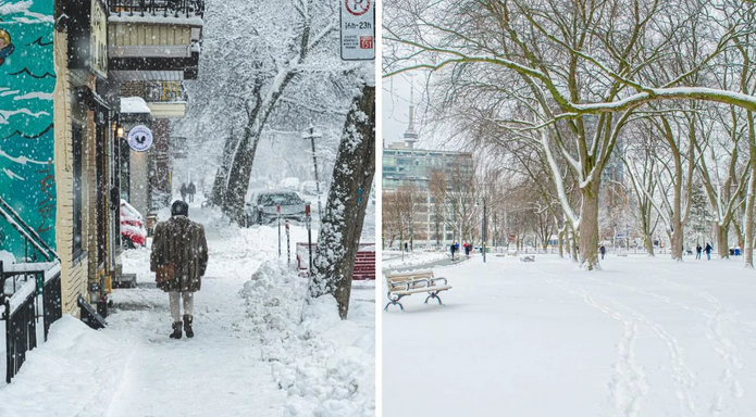 This Canada Winter Forecast Says The Country Is About To Fight A Frigid Temperature Battle