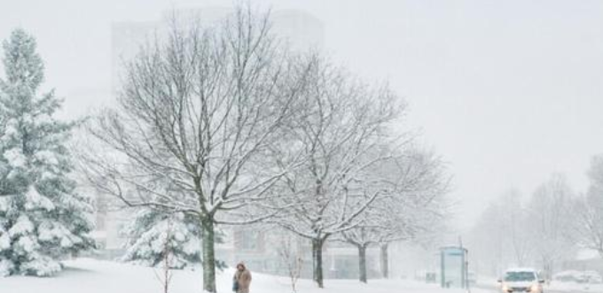 Ontario's Weather Forecast Is Turning Messy This Week & Snow Will Hit Some Regions