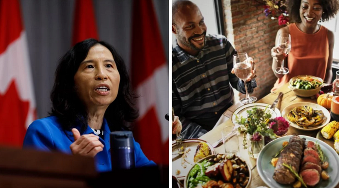 Canada Just Revealed The Rules For Thanksgiving Gatherings With Family & Friends